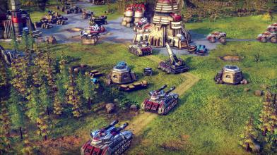 PC-версия Battle Worlds: Kronos выйдет 4 ноября