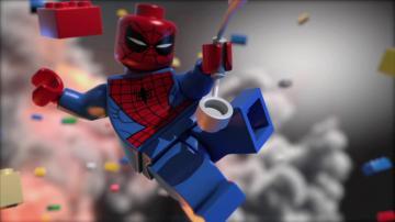 LEGO Marvel Super Heroes. Все герои в одной куче