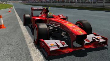 F1 2013. Совсем не забытое старое