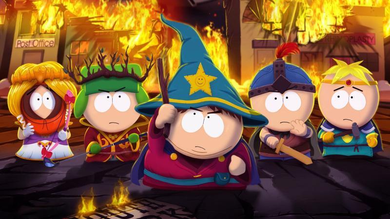 South Park: The Stick of Truth переносится на начало весны