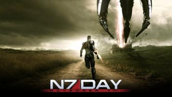 Mass Effect N7 Day пройдет в следующую пятницу