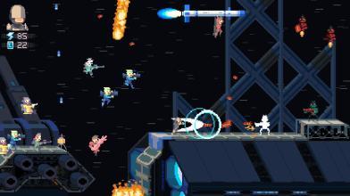 Capybara Games рассказала о «кооперативном сингле» в Super Time Force