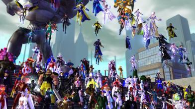 Kickstarter профинансировал City of Titans