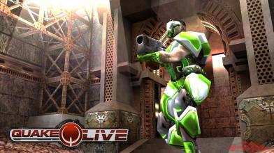 Quake Live станет самостоятельной игрой