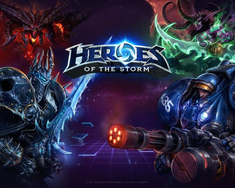 Heroes of the Storm: первые подробности с BlizzCon 2013