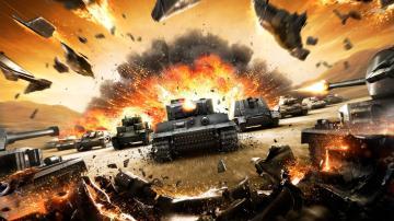 World of Tanks. Видеообзор обновление 0.8.9