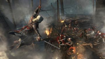 Assassin's Creed 4: Black Flag. Свистать всех наверх!