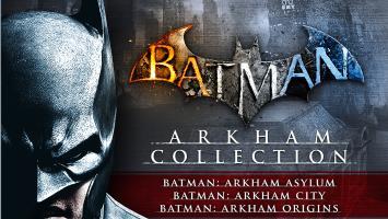 Batman: Arkham Collection Edition – в продаже с 22 ноября