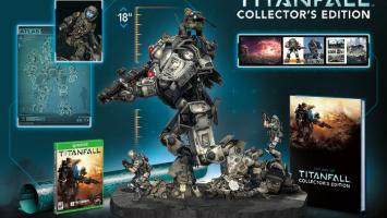 Respawn в деталях показала коллекционную фигурку «Титана» в Titanfall