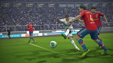 Открытое бета-тестирование FIFA World официально стартовало
