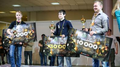 Лучший танкист Перми подбил 52 танка и заработал 30 тысяч рублей