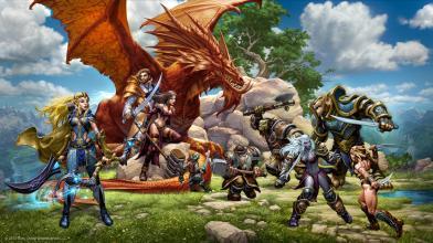 SOE формально анонсировала PS4-версию EverQuest Next