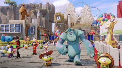 Новая игровая вселенная Disney Infinity: безграничные возможности для творчества и множество увлекательных историй!