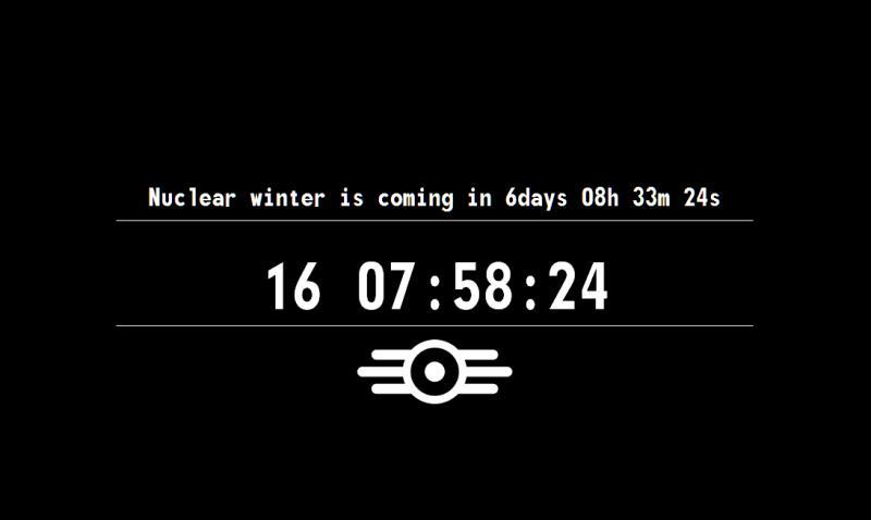 Fallout 4: тайна тизер-сайта будет раскрыта через шесть дней