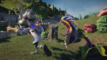 Plants vs. Zombies: Garden Warfare выйдет на PlayStation 4