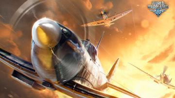 World of Warplanes. Репортаж из Киева