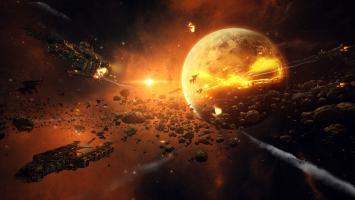Космический MMO-гибрид Entropy вышел в Steam Early Access
