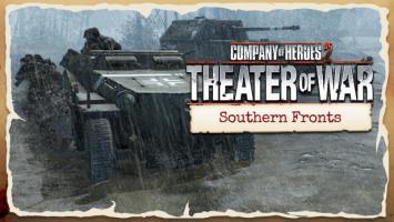 В Company of Heroes 2 появились «южные фронты»