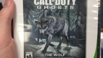 Сторожевой пёс из мультиплеера Call of Duty: Ghosts станет волком