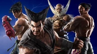 Автор серии Tekken анонсирует в этом году как минимум две игры