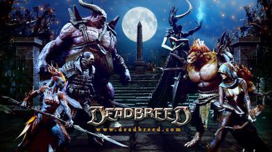 Deadbreed — новая MOBA-стратегия от одного из разработчиков Just Cause