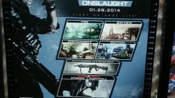 Новое дополнение к Call of Duty: Ghosts выйдет через две недели