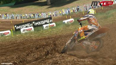 MXGP: The Official Motocross Videogame поступит в продажу 28 марта