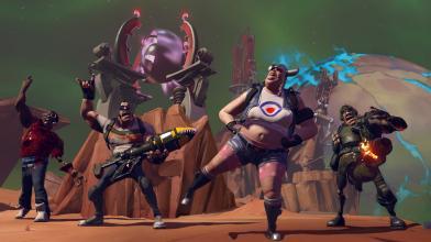Условно-бесплатный шутер Loadout выйдет в Steam 1 февраля