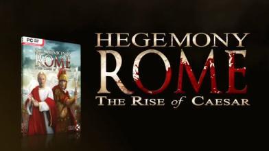 Работа над Hegemony Rome близится к завершению. Новая стратегия выйдет этой весной