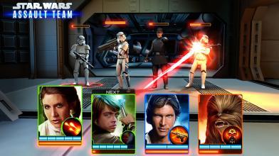 Star Wars: Assault Team выйдет на iOS, Android и Windows 8 весной этого года