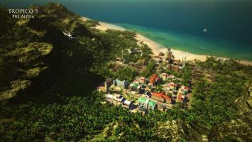 Tropico 5 выйдет на PlayStation 4