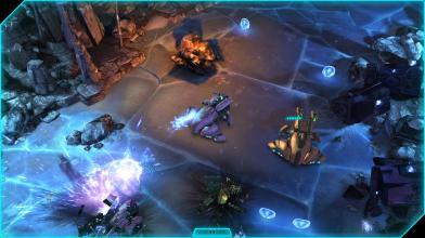 Halo: Spartan Assault вышла на Xbox 360