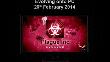 Ранний доступ к PC-версии Plague Inc. откроется в конце февраля