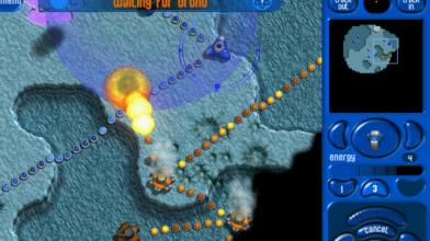 Rebellion выпустила цифровой вариант MoonBase Commander