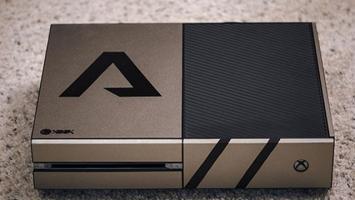 Геймер сделал свою собственную версию Xbox One в стиле игры Titanfall
