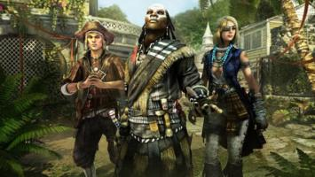 Открыт доступ к DLC для Assassin's Creed 4: Black Flag — Guild of Rogues