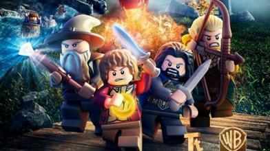 Весной на большинстве платформ выходит LEGO The Hobbit