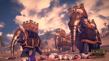 Новое «звериное» DLC для Total War: Rome2 и трейлер к нему