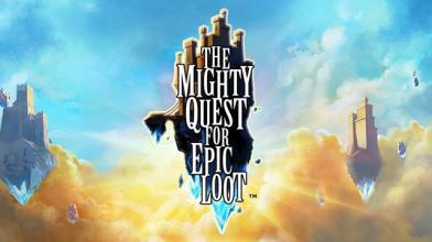Стартовало открытое бета-тестирование The Mighty Quest for Epic Loot. Назакуску — свежий трейлер