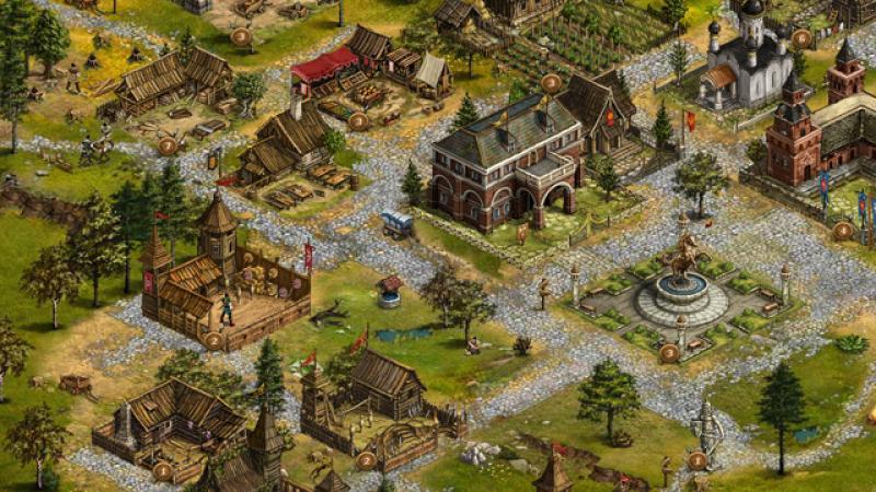 На RBKGames появилась долгожданная онлайн стратегия 2014 года