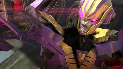 Видео-представление двух первых ботов из Transformers Universe
