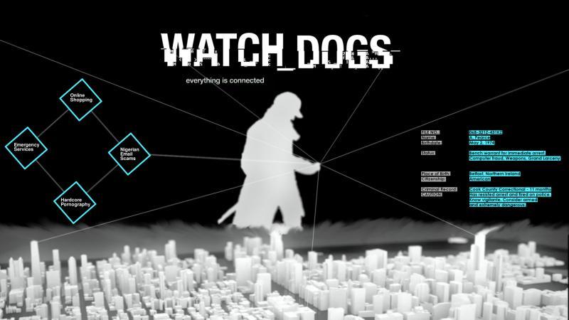 Мировой релиз Watch_Dogs состоится 27 мая. Вдогонку к новости — свежий трейлер