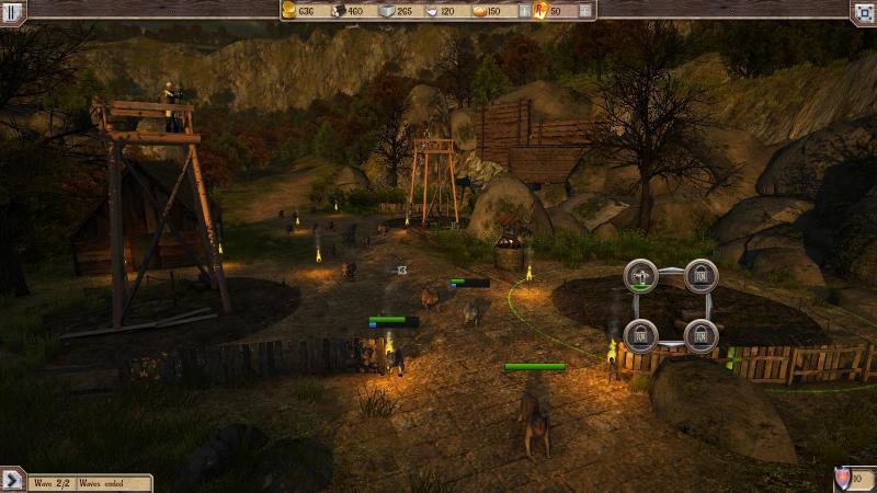 Rise of Magic — новая игра в жанре Tower Defence