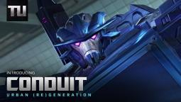 Transformers Universe представляют Front-Line и Conduit