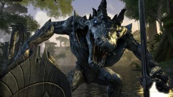Официальный релиз The Elder Scrolls Online