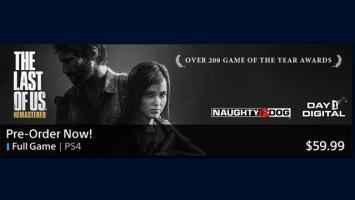 Раскрыта версия The Last of Us: Remastered для PS4