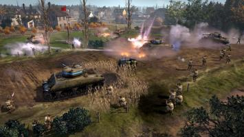 Дебютный геймплей Company of Heroes 2: The Western Front Armies