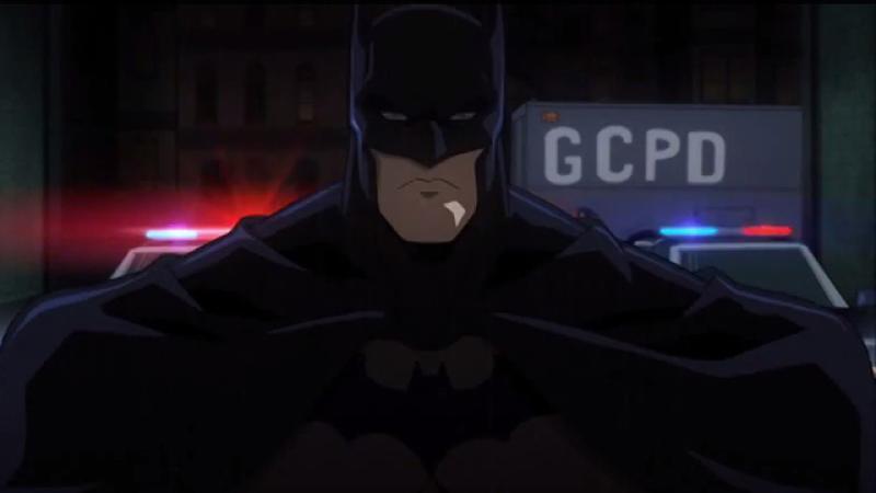 Трейлер мультфильма Batman: Assault on Arkham, вдохновленного трилогией Rocksteady