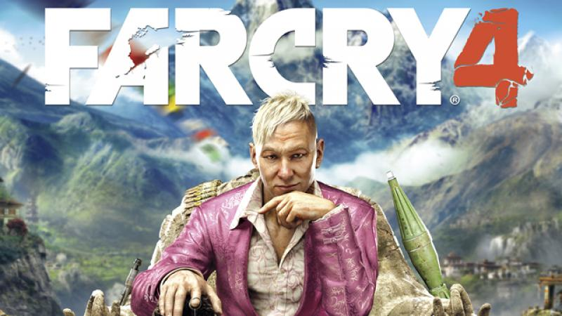 Официально анонсирована Far Cry 4