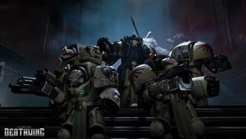Первые скриншоты Space Hulk: Deathwing, мрачные и очень красивые